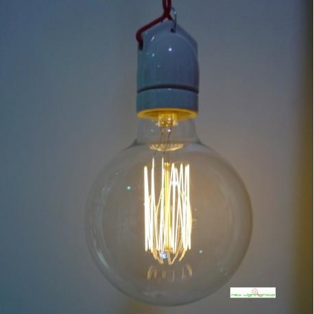 Lampadina globo vintage 40W